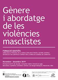 Formació en gènere i abordatge de les violències masclistes